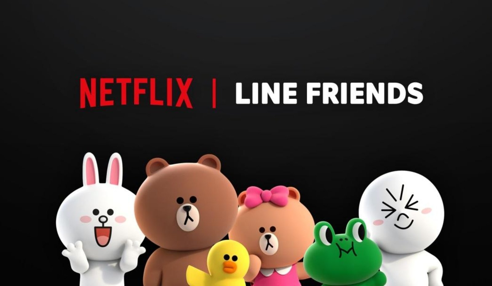 Netflix is giving Line's cute mascots their own animated series | DeviceDaily.com