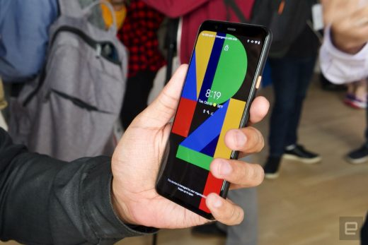 Pixel 4 gets improved Face Unlock and other surprise updates
