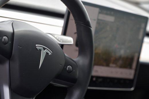 Tesla will start charging $10 per month for 'Premium' in-car data