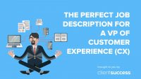 The Perfect Job Description for a VP of Customer Experience (CX)