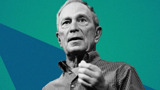The wildest theory about Mike Bloomberg's 2020 run is that he doesn't really want to win