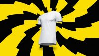 This T-shirt uses your body heat to generate electricity