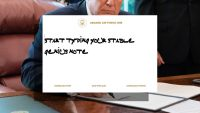Write your own notes in Trump's handwriting with this new web generator