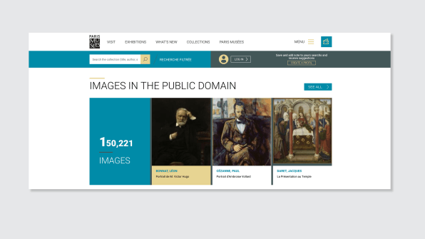 Dive into a trove of France's most famous art, now available for free | DeviceDaily.com