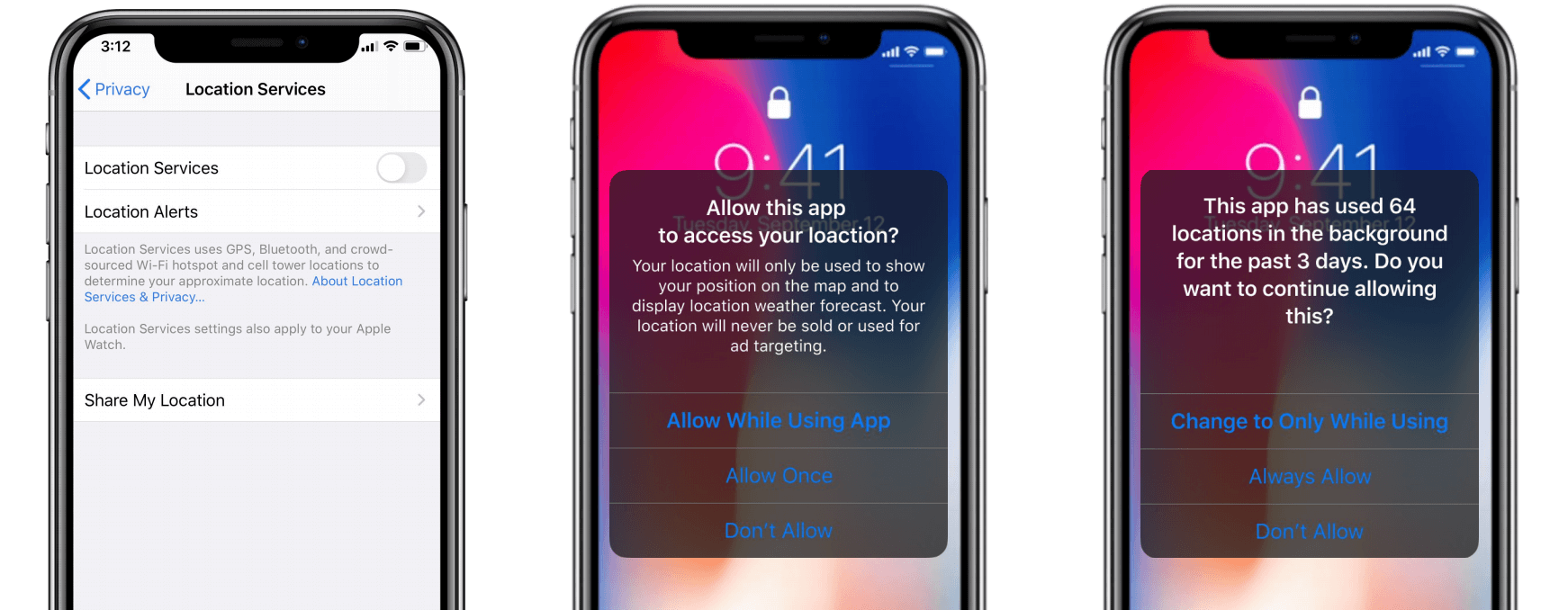 There's been a nearly 70% decline in always-on location data, since iOS 13 rollout | DeviceDaily.com