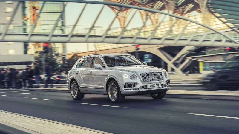 Bentley's first electric car will arrive in 2025 at the earliest | DeviceDaily.com