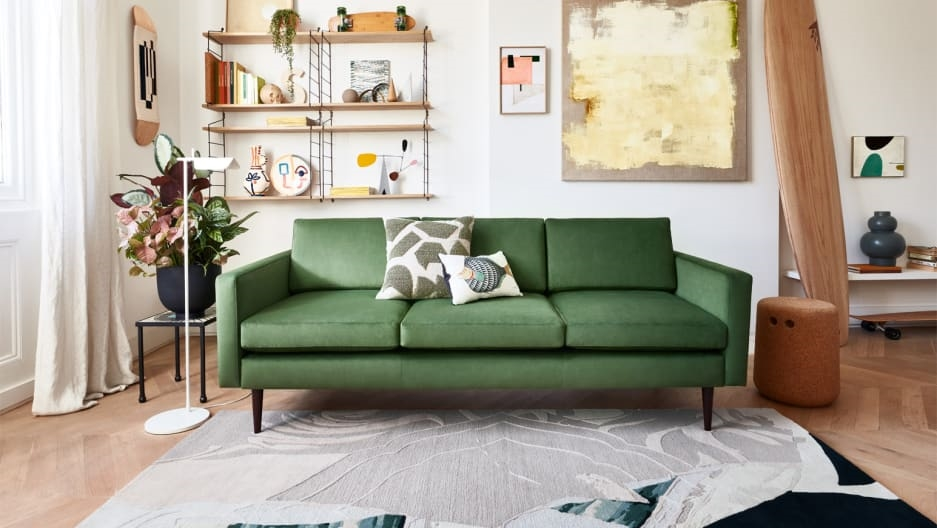 Unlike Ikea, this easy-to-assemble couch won't test your relationship   DeviceDaily.com