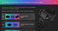 Valve's Index headset is sold out and VR 'Half-Life' isn't even here yet