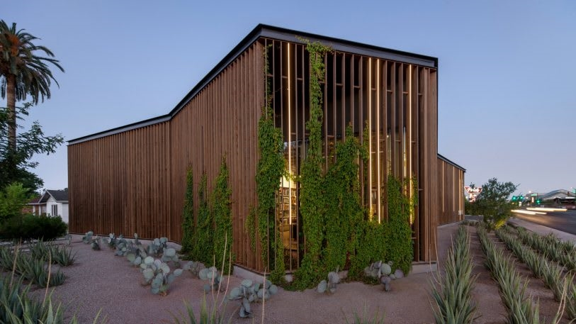 In Arizona, a case study in how architecture can adapt to climate change | DeviceDaily.com
