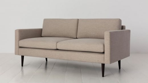 Unlike Ikea, this easy-to-assemble couch won't test your relationship