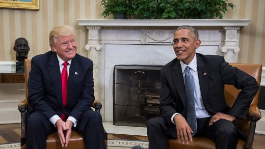 Amid impeachment, Trump ties with Obama for 'Most Admired Man' of 2019