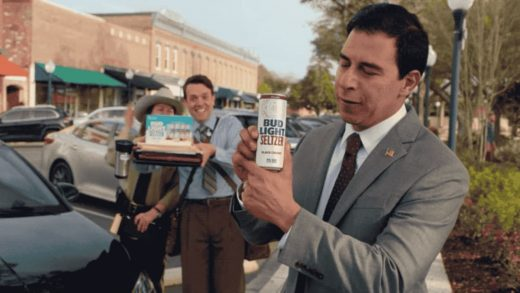 Can beer-style advertising sell hard seltzer? Bud Light thinks so