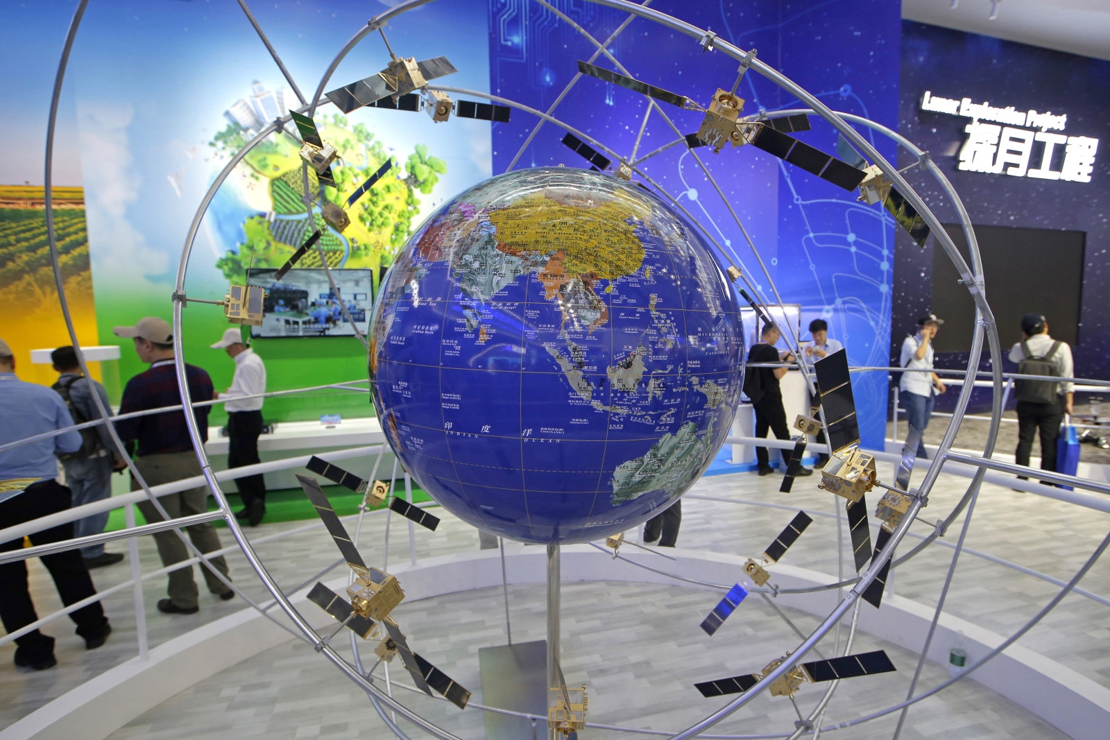 China's alternative to GPS should be complete by mid-2020 | DeviceDaily.com