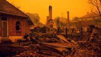 Climate activists say fossil fuel-emitting companies should fund Australia fire recovery