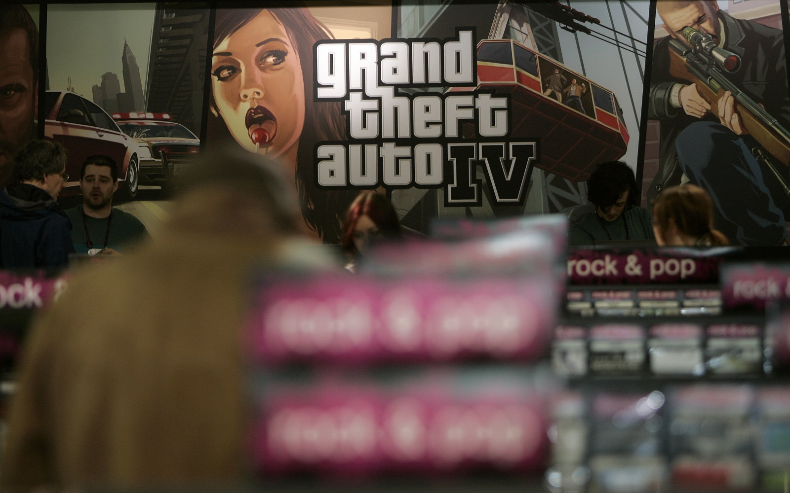 'GTA4' leaves Steam after an old Microsoft service breaks game sales | DeviceDaily.com