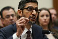 Google CEO Sundar Pichai calls for 'sensible regulation' of AI