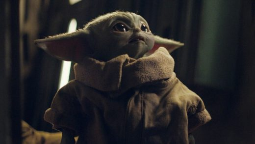 Guess who's cashing in on Baby Yoda? Build-a-Bear (and Wall Street is stoked)