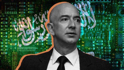 How Saudi Arabia allegedly hacked Jeff Bezos