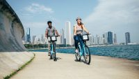 Lyft and LeBron James are giving thousands of young people free bikeshare memberships