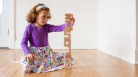Move over, princesses. These girls' clothing brands glorify science