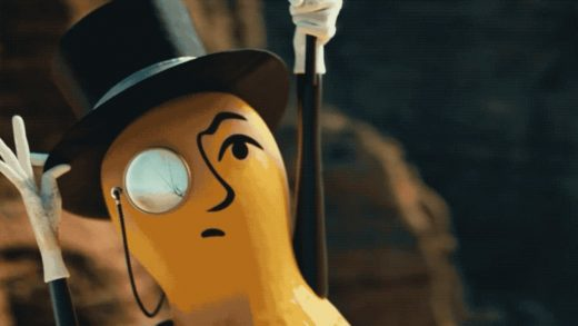 Mr. Peanut is dead. Long live Mr. Peanut's quest for Super Bowl ad glory