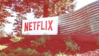 Netflix holds steady under threat from Disney and Apple, but it may be feeling the heat already