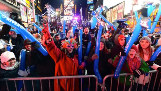 New Year's Eve live stream: How to watch the ball drop and ...