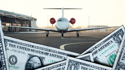 Private jets and trillion-dollar windfalls: Why 2019 was a great year to be rich