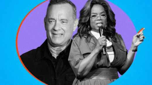 Sorry, Tom Hanks and Oprah: Americans think Amazon and Google are much more trustworthy