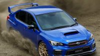 Subaru plans to sell only electric cars by the middle of the 2030s