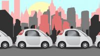 What self-driving cars will really do to cities