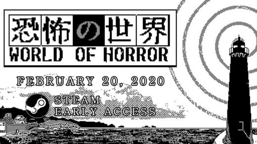 'World of Horror' brings MS Paint terror to Steam on February 20th