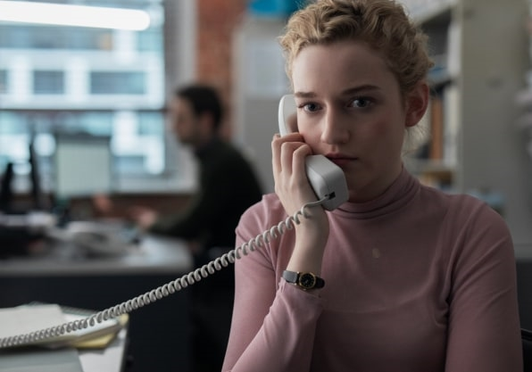 Julia Garner on combating an abusive, Weinstein-like boss in 'The Assistant' | DeviceDaily.com