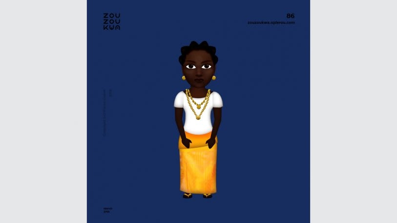This designer created emoji that represent the beauty of African culture | DeviceDaily.com