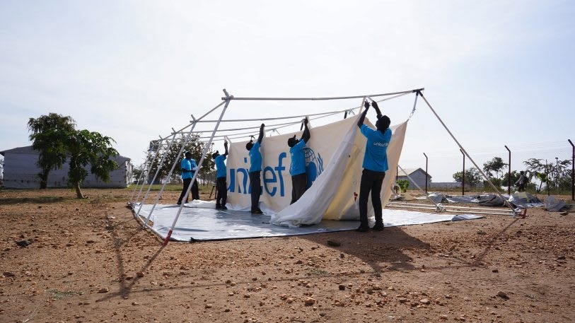 How UNICEF redesigned its tents to be ready for a changing world | DeviceDaily.com