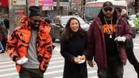 AOC goes back to the Bronx with Desus and Mero