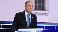 Bloomberg's debate video is part stale joke, part misinformation