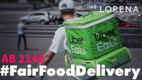 California takes on the internet (again) with bill aimed at food-delivery abuses