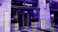 Casper's NYSE stock debut gets a bump, but it doesn't prove naysayers wrong
