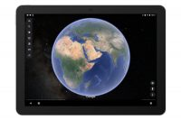 Google Earth adds views of outer space on mobile
