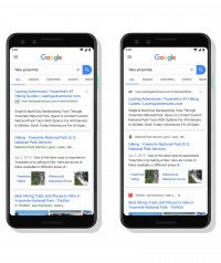 Google Plans More Changes To Desktop Search Layout Following Favicons Rollout