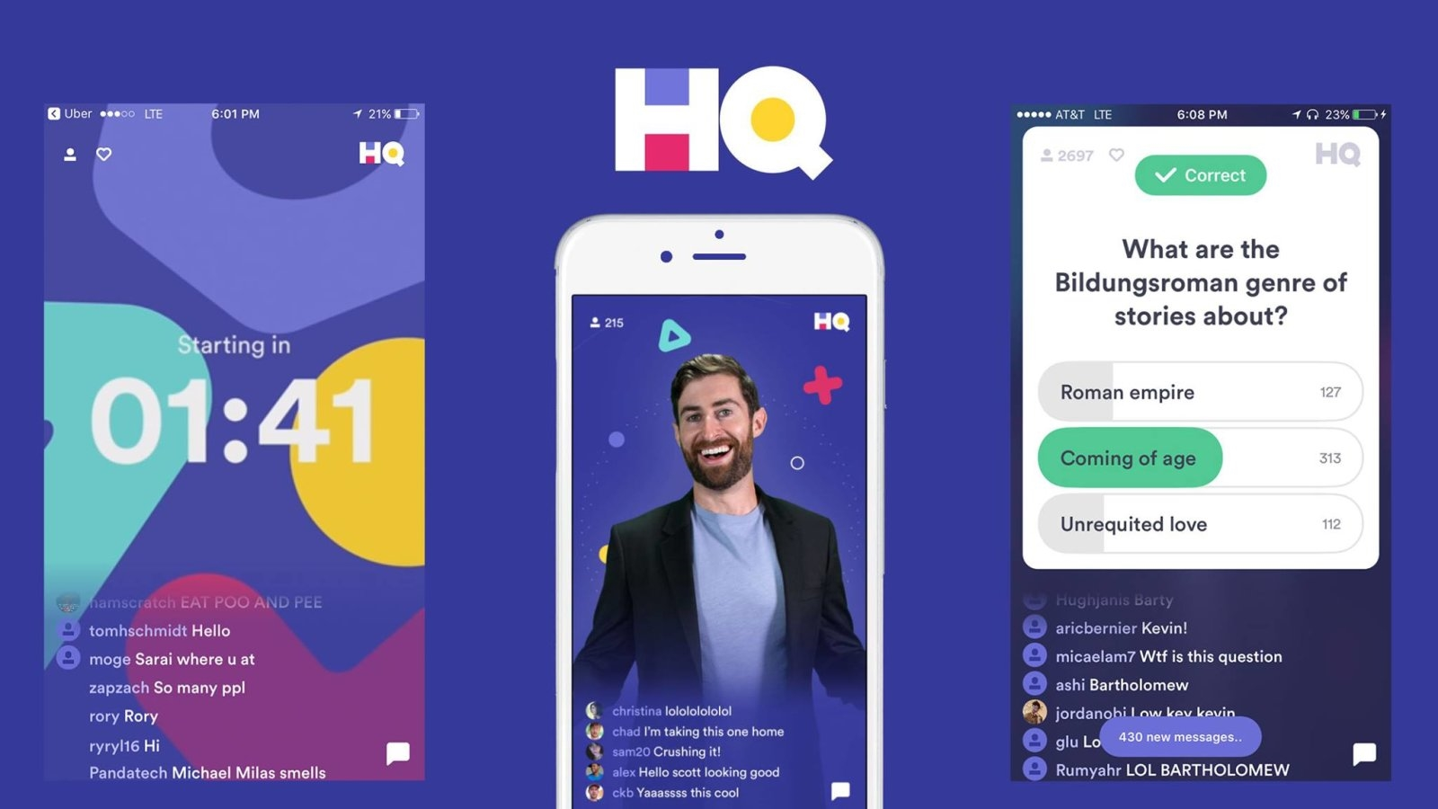 HQ Trivia game abruptly shuts down after 14 'seasons' | DeviceDaily.com