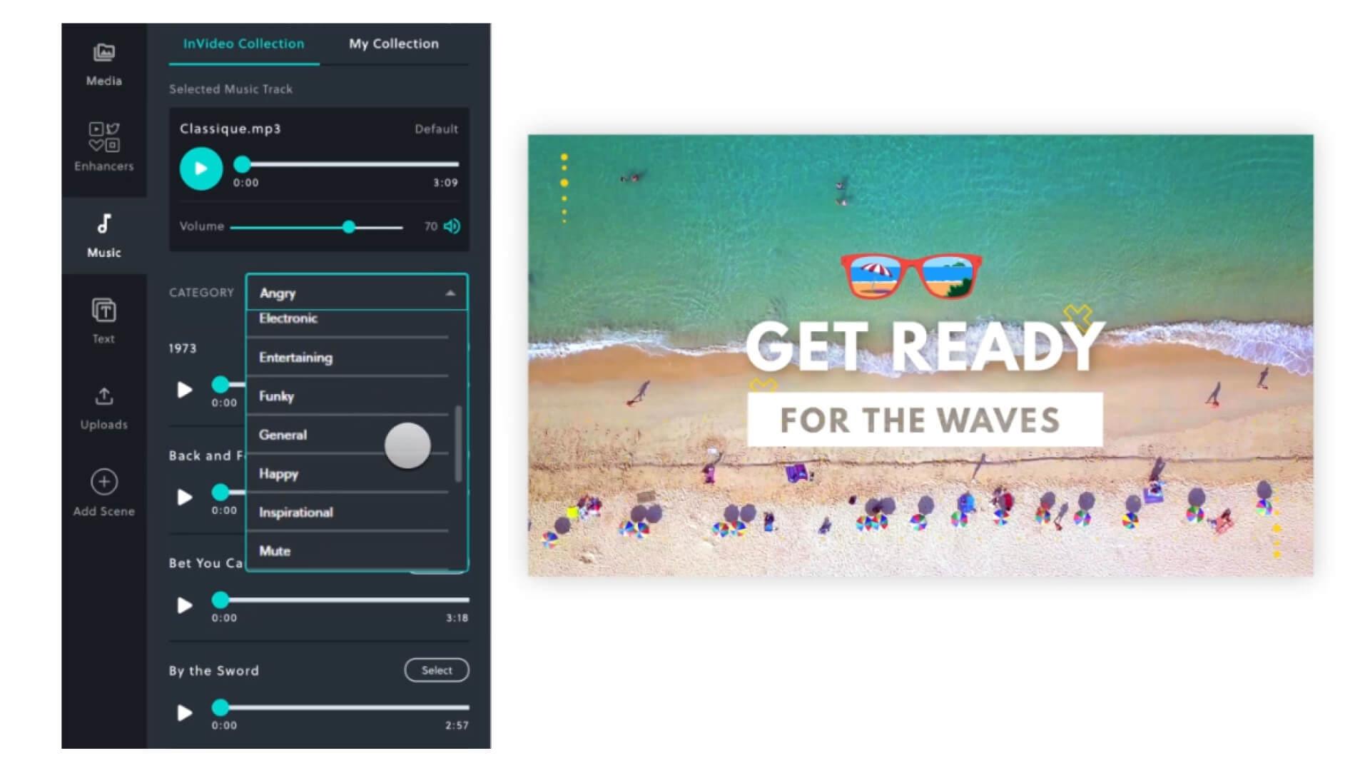 InVideo's AI-powered editor automates video creation process | DeviceDaily.com