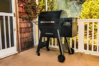 Traeger's Ironwood smart grills now ship with a handy pellet supply sensor