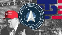 Trump's biggest logo design crimes, ranked