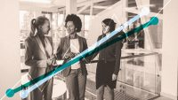 Women are scooping up high-skill jobs and narrowing the pay gap