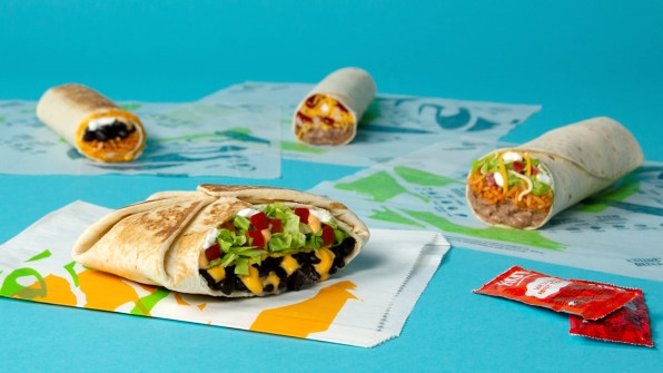 Taco Bell is launching an all-vegetarian menu feature with 50 meat-free items | DeviceDaily.com