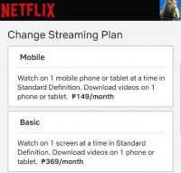 Netflix rolls out its cheaper mobile-only plan in the Philippines and Thailand