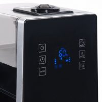 COSTWAY Ultrasonic 4.5L Warm and Cool Mist Humidifier: Creating a Comfortable Home Environment