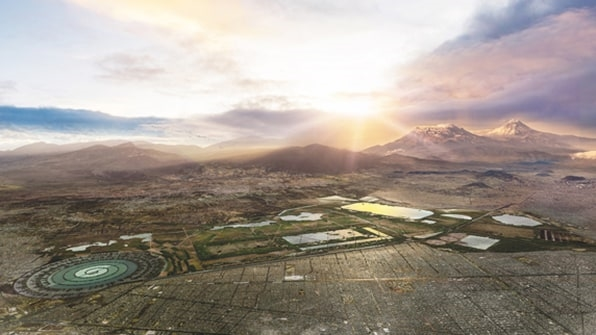 Instead of a new airport, Mexico might build one of the world's largest urban parks | DeviceDaily.com